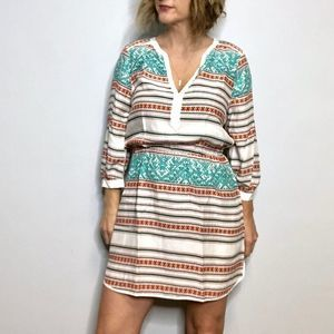 PARKER Mallory Silk Shirt Dress